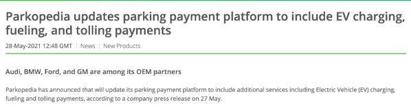 Auto TechInsight - Payment Platform Coverage