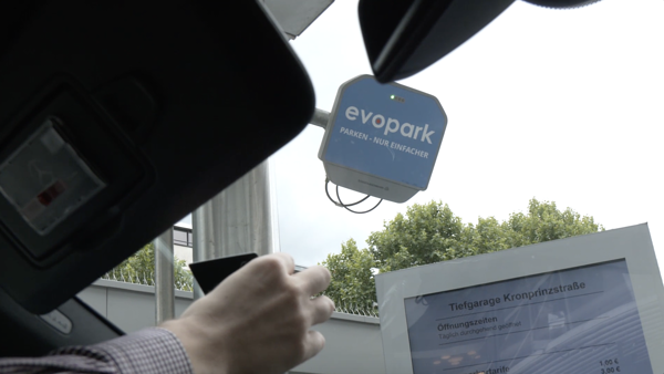 Access & Pay contactless parking