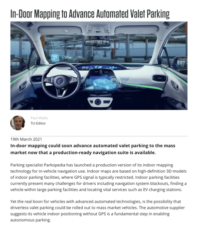 TU Automotive coverage