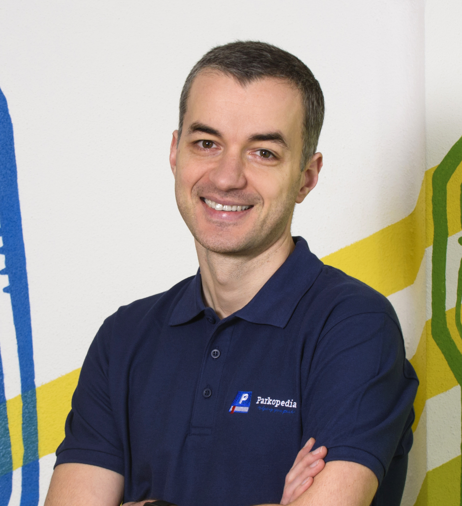 Eugene Tsyrklevich, Founder & CEO of Parkopedia