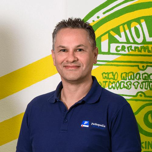 Paul Fazzino, CTO